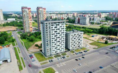 """""""Horizon"""", Spaudos g. 9, Vilnius"""